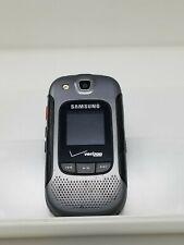 Samsung Convoy 3 SCH-U680 Black Verizon Cellular Phone Fast Ship Very Good Used