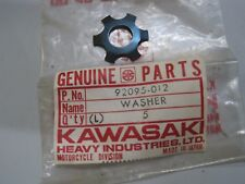 KAWASAKI NOS CHOKE LEVER LOCK WASHER 92095-012 H2 H1 KH500 KH400 KH250 S1 S3 F,s