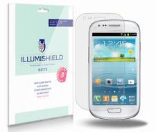 iLLumiShield Matte Screen Protector 3x for Samsung Galaxy S3 Mini (GT-I8190)