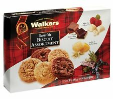 Walkers Shortbread Scottish Cookie Assortment #5252 8.8 Ounce (Pack of 3)