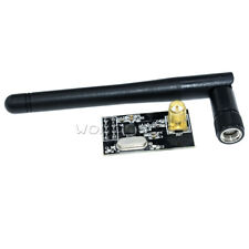 NRF24L01 + Wireless Transceiver Module + SMA Antenna For Arduino 2.4G New