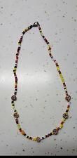 Necklace Jewelry/African/Jamaican/ Hawaiian/Surfer 0359 Natural Peach Puka Shell