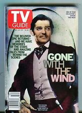 TV Guide Magazine December 23-29 2000 Clark Gable EX No ML 100616jhe