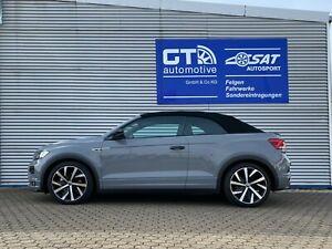VW T-ROC Cabrio Tieferlegung Eibach PRO-KIT E10-85-046-03-22 mit Einbauservice