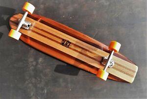 "40"" Megacruiser Longboard Skateboard Hand Crafted by Robinwood"
