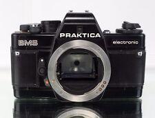 Praktica BMS Electronic Film SLR 35mm PB Bayonet Fit