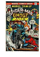 Marvel Team-Up #15 VF condition GHOST RIDER! FREE SHIPPING!