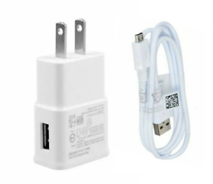 Wall/Travel  Adapter Charger + Cable for Samsung Galaxy Tab A 10.1 4 7.0 8.0 9.7