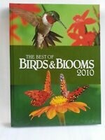 Best of Birds & Blooms 2010 Hardcover Collectible