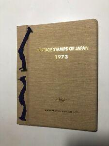1973 Giappone  Kanematsu - Gosho Libro Book con Annata Yearset Year