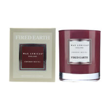 Wax Lyrical Fired Earth Emperors Red Tea Scented Boxed Candle Jar