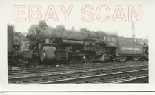 8A550 RP 1949 NYC NEW YORK CENTRAL RAILROAD 2-8-2  ENGINE #1330