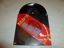 "RE-FLEX - How Much Longer - 1985 UK 7"" solid centre Vinyl single"