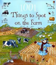1001 Things to Spot on the Farm by Gillian Doherty (2009, Hardcover)