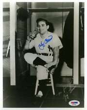 Yogi Berra Psa Dna Coa Autograph 8x10 Yoo Hoo Photo  Hand Signed Authentic