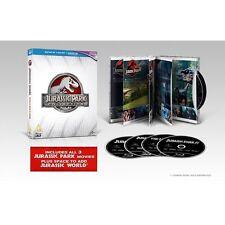 Jurassic Park Trilogy (Blu-ray) *BRAND NEW*