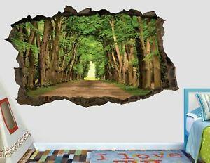 Nature Beautiful Memories Custom Wall Decals 3D Wall Stickers Art AH597