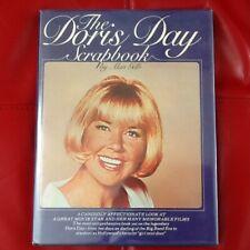 Doris Day Scrapbook Movie & TV Star Rock Hudson Stewart Gable  Photos HC/DJ