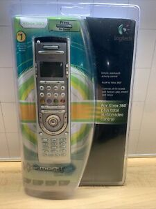 New Sealed Logitech Harmony Advanced Universal Remote for Xbox 360 Discontinued