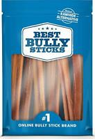 Best Bully Sticks 100% Natural 6-inch Bully Sticks (8oz. Bag)