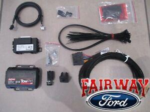 19 thru 20 Ranger OEM Genuine Ford Adjustable Trailer Brake Controller Kit