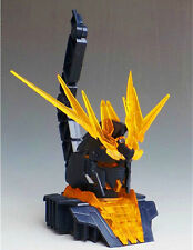 Daban 1/48 RX-0 Unicorn 02 Banshee head Display Base for Bandai HG 1/144 Gundam