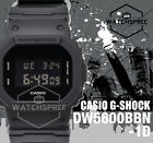 Casio G-Shock Special Color Models Men's Watch DW5600BBN-1D