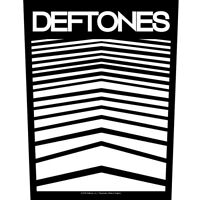 Deftones Abstract Lines Back Patch Official Metal Rock Band Merch New