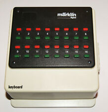 Märklin 6040 Keyboard ohne OVP ohne Beschreibung, guter Zustand Funktion geprüft