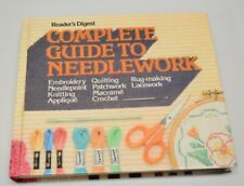 Needlework - Readers digest complete guide to needlework Hardback