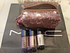 MAC  Snowball Holiday Pigment & Glitter Kit in Gold