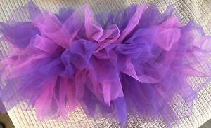 Pink/purple Tutu