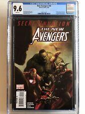 New Avengers #40 CGC 9.6 1st App Veranke Skrull Queen (Marvel June 2008)