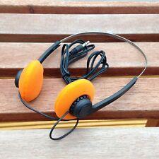 Orange headphones. Starlord TPS-L2 Guardians of the Galaxy -  Walkman type prop.