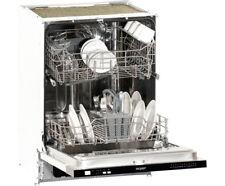 Exquisit EGSP 13.1 E Geschirrspüler Eingebaut 60cm Weiss Neu