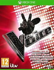 The Voice Standard Edition Game Only Xbox One