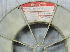 câble fil marron RG178 BU 87069 HXX coaxial 50 ohms d'une longueur de 5 mètres