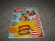 Fernseh Woche Nr. 8/1979