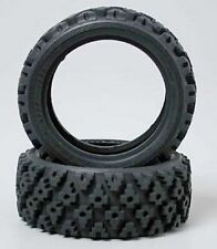 Tamiya 1/10 Rally Block Tire (2) TAM50476