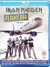 Iron Maiden - Flight 666: The Film (NEW BLU-RAY)