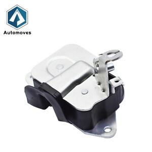 For 2007-2013 Chevrolet GMC Rear Door Extended Cab Lower Latch Lock 20995801