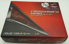 Asus ROG Crosshair VI Hero Wi-fi Motherboard AMD AM4 X370  MISSING PCIE Clip