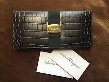 Authentic SALVATORE FERRAGAMO Women Wallet