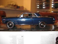 HIGHWAY 61 1963 PONTIAC LEMANS BLUE 1:18 SKU # 50147