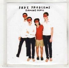 (GD440) Fake Problems, Diamond Rings - DJ CD
