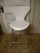 FRITZ HANSEN LANCOME COSMETIC BAR STOOL /  CHAIR SET OF 3