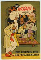 DDR Jugendzeitschrift Comic Mosaik Digedags von Hannes Hegen Heft 135