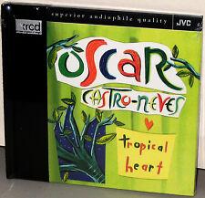 XRCD JVCXR 0008-2: Oscar Castro-Neves - Tropical Heart - OOP Japan 1999 SEALED