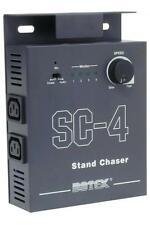 Botex Switchpack SC-4 4 Kanal Lauflichtsteuerung Controller Sound to Light