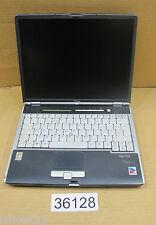 Fujitsu Siemens Lifebook S7020 Intel Pentium M 740 1.73MHz Laptop Notebook
